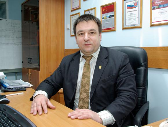 Валерий Виноградов, Президент РГР, Президент ГК «Авентин», г. Санкт-Петербург.