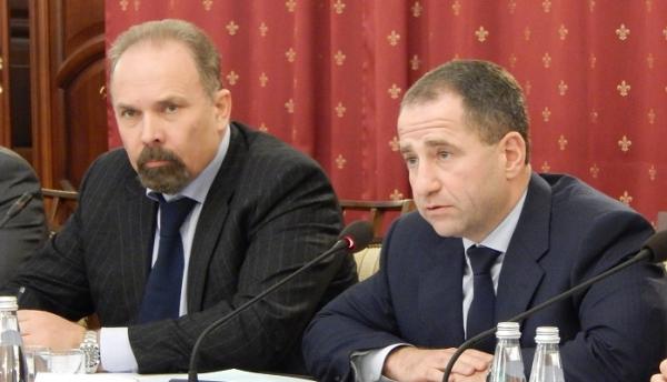 Михаил Мень и Михаил Бабич